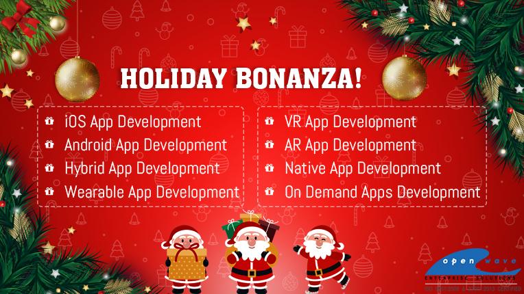 Holiday Bonanza - Mobile App Development