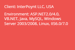 InterPoynt Dot Net Website