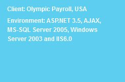 Payroll System Dot Net Website