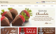 Sephra ECommerce Website