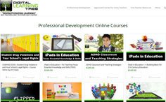Digital Learning Tree Wordpress Website